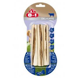 8in1 Beef Delights Sticks Biftekli Köpek Ödül Çubuğu (3'lü)