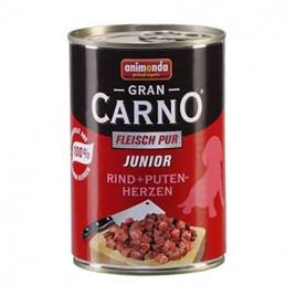 Gran Carno Junior Sığır Etli Yavru Köpek Konservesi 6x400 Gr