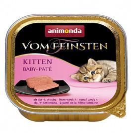 Von Feinsten Yavru Kediler için +4 hafta üzeri Konserve 6x100 Gr