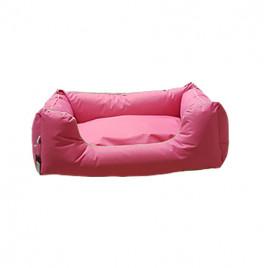 Bedspet Dış Mekan Köpek Yatağı 100x80 Pembe