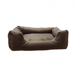 Dış Mekan Köpek Yatağı Kahve 80x60 Cm