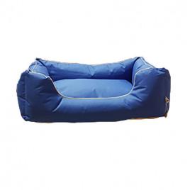Dış Mekan Köpek Yatağı Mavi 100x80 Cm