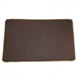 120x80 Kahverengi Dış Mekan Minderi
