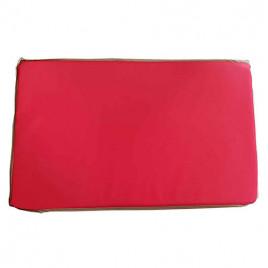 100x70 Kırmızı Dış Mekan Minderi
