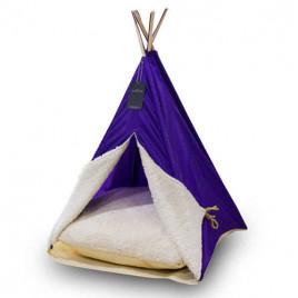 Bedspet Kedi-Köpek Çadırı Mor