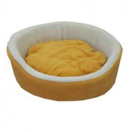 Bedspet Paris Model Kedi-Köpek Yatağı M Sarı