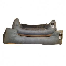 İç Mekan Köpek Yatağı 80x60 Füme