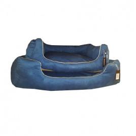 İç Mekan Köpek Yatağı 80x60 Mavi