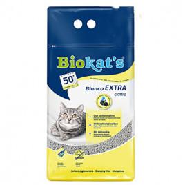 Biokats Bianco Extra Bentonit Kedi Kumu 10 Lt