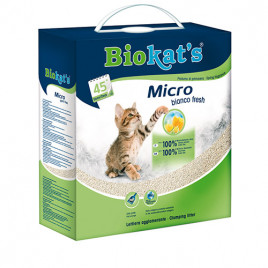 Biokats Bianco Fresh Micro Kedi Kumu 7 Kg