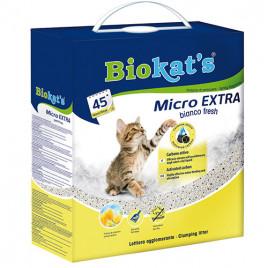 Biokats Bianco Micro Fresh Extra Kedi Kumu 7 Kg