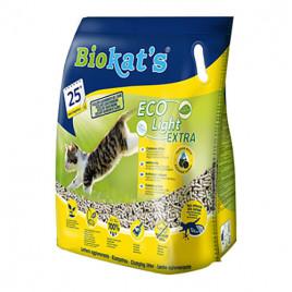 Biokats Eco Light Extra Pelet Kedi Kumu 5 Lt