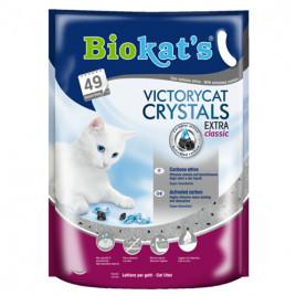 Biokats Silica Kedi Kumu Victory Cat Crystals Extra 3,6 Kg