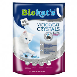 Biokats Silica Kedi Kumu Victory Cat Crystals Extra 7 Kg