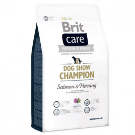 Brit Care Dog Show Champion Somonlu Ringalı Köpek Maması 3 Kg