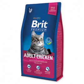 Brit Care Premium Adult Cat Chicken Tavuklu Kedi Maması 8 Kg