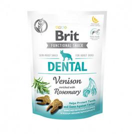 Brit Dental Biberiye & Geyik Etli Köpek Ödülü 150 Gr