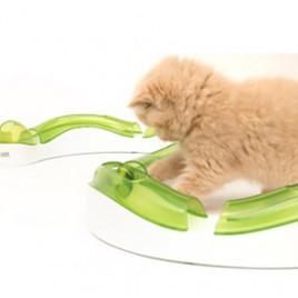 Catit Senses Super Circuit Kedi Oyuncağı Yeşil