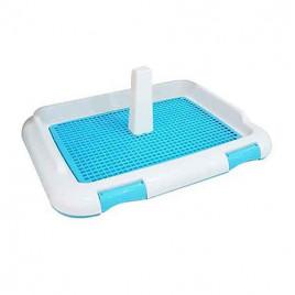 DIIL Köpek Tuvalet Eğitim Seti Mavi 66x47x30 Cm