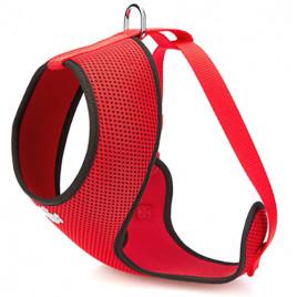 Dokuma Havalı Junıor Göğüs Tasma 2x45-55cm Red
