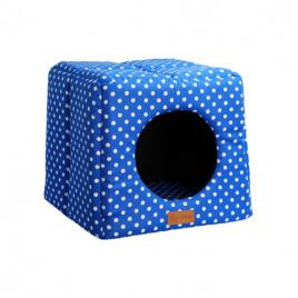 Dubex 3D Kulübe Vr04 Parlıament Mavi Benekli