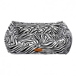 Makaron Vr06 Siyah Zebra XLarge 70X95X22 Cm