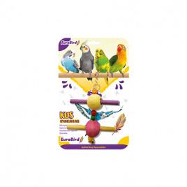 EuroBird Kuş Oyuncağı Salıncak