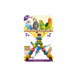 EuroBird Kuş Oyuncağı V Şekilli Boncuk
