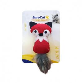 EuroCat Kedi Oyuncağı Kırmızı Sincap