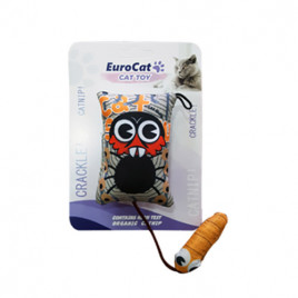 EuroCat Kedi Oyuncağı Kurt ve Örümcek