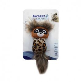 EuroCat Kedi Oyuncağı Leopar Sincap
