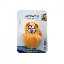 EuroCat Kedi Oyuncağı Turuncu Aslan