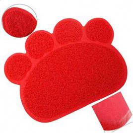 Eurocat Kedi Paspası Kırmızı 60X45 Cm