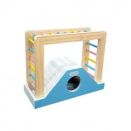 EuroGold Hamster Oyuncağı Merdiven Ahşap