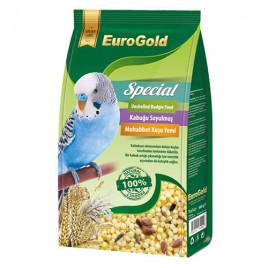 EuroGold Special Kabuksuz Muhabbet Kuşu Yemi 500 Gr