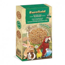 Eurogold Kuş Ve Kemirgen Kafes Altlığı 1 Kg