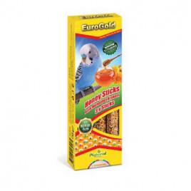 Eurogold Muhabbet Ballı Kraker Üçlü 100 gr