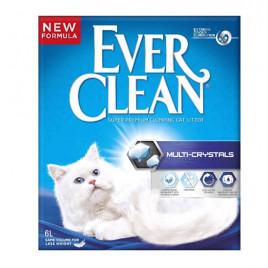 Ever Clean Multi Kristal Kokusuz Kristal katkılı Kedi Kumu 6 Lt
