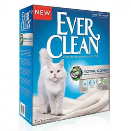Ever Clean Total Cover Kedi Kumu 6 Lt