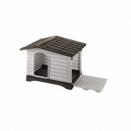 70 Plastik Köpek Kulübesi Küçük 73x59x53 Cm