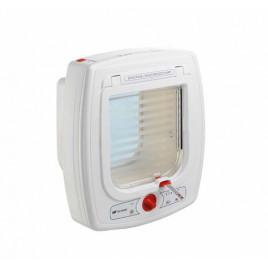 Ferplast Swing Microchip Mikroçipli Akıllı Kedi Kapısı Beyaz