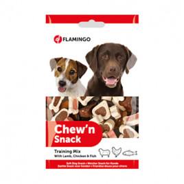 Flamingo Chew'n Snack Karışık Köpek Ödülü 150 Gr