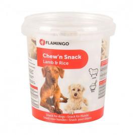 Chewn Bones Lamb Rice Köpek Ödül 500 Gr