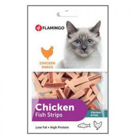 Flamingo Chicken Balık Sandviç Kedi Ödülü 85 gr