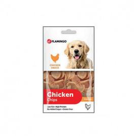 Flamingo Chicken Chips Tavuklu Cips Köpek Ödülü 85 gr