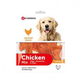 Flamingo Chicken Mix Tavuklu Karışık Köpek Ödülü 170 gr