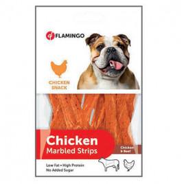 Flamingo Chicken Tavuk ve Biftekli Çubuk Köpek Ödülü 85 gr