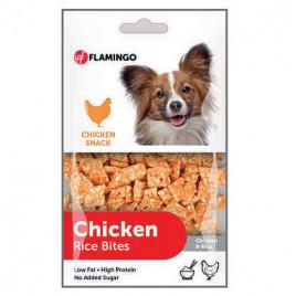Flamingo Chicken Tavuk ve Prinçli Köpek Ödülü 85 gr
