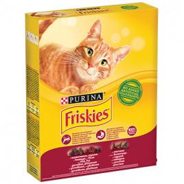 Friskies Etli Tavuklu Ve Sebzeli Yetişkin Kedi Maması 300 Gr