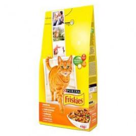 Friskies Yetişkin Kedi Tavuklu  Maması 1.7Kg
